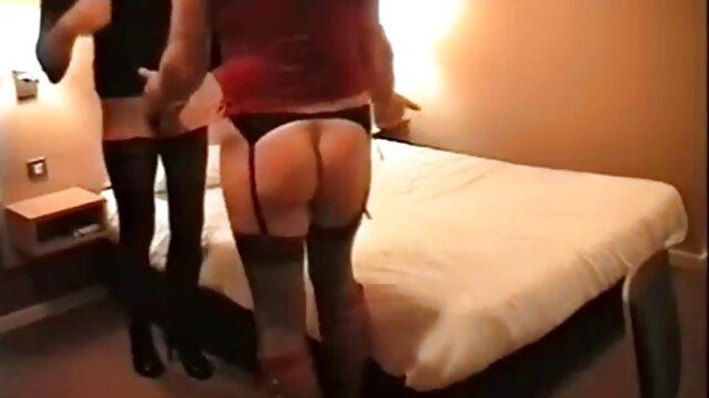 Sebuah trik dalam kesenangan video seks paling hot